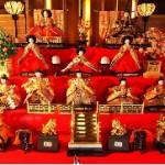 雛人形の飾り方時期はいつからその方角と京都と関東の違い