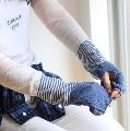 手の紫外線対策には腕カバーと手袋を