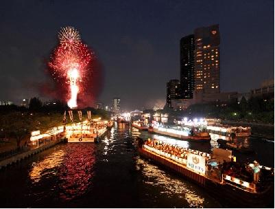 花火と船-3