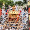 住吉大社の夏祭り住吉祭