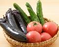 熱中症対策には夏野菜を食べて旬の栄養を補給