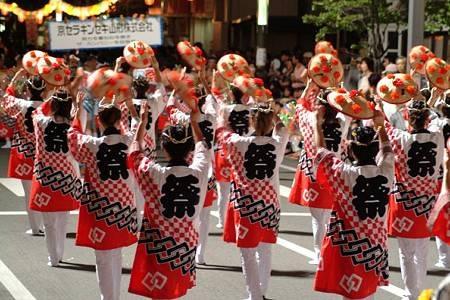 花笠祭り-5