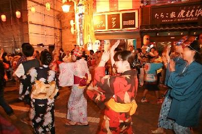 鬼踊り-1