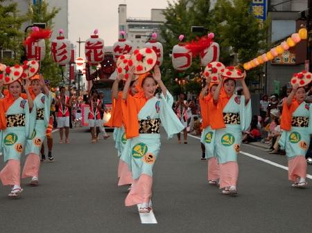 花笠祭り-2