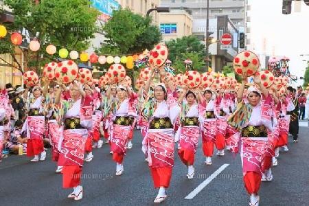 花笠祭り-1