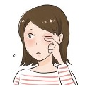 目の周りが乾燥する原因と赤みやかゆみの対処法