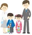 七五三の親の服装と選び方