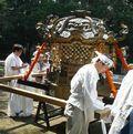 上条まつり|長瀬神社春季祭礼