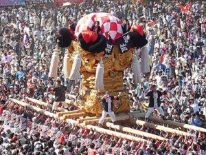 四国三大祭り|新居浜太鼓祭り