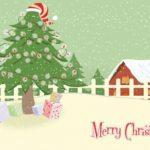 クリスマスカードはいつ送る?返事は必要?相手が喪中だったら