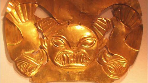 古代アンデス文明展は国立科学博物館で開催