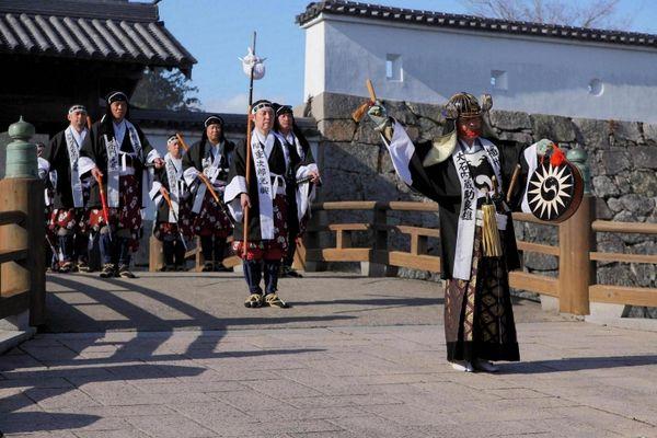 赤穂義士祭のパレード見どころと今年のゲスト交通アクセス
