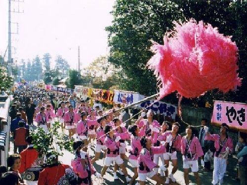 羽黒山宇都宮梵天祭り開催日と交通アクセス